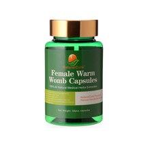 NaturalCure лечение женского бесплодия капсулы, экстракт растений таблетки для женщин, лечение MC боли и регулирование овуляции, 50 шт