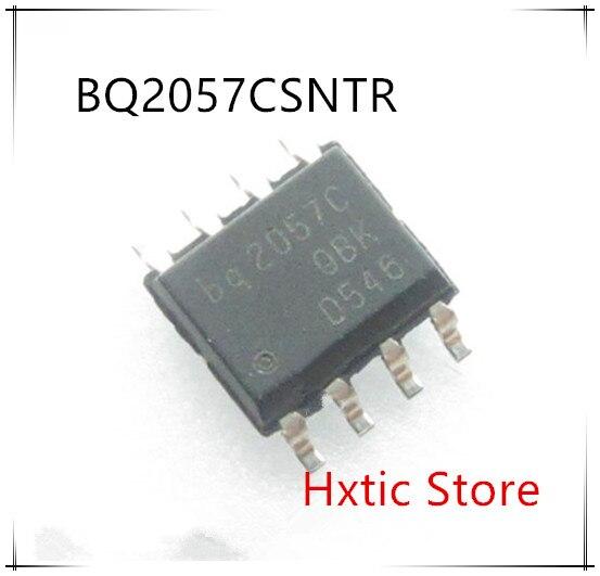 NEW 10PCS/LOT BQ2057CSNTR BQ2057CSN BQ2057C BQ2057 SOP-8 IC