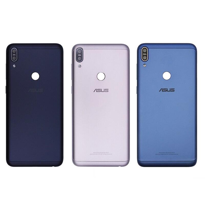 For ASUS Zenfone Max Pro M1 ZB601KL ZB602KL Back Door Case Battery Housing Back Cover For ASUS ZB601KL ZB602KL Back Cover Part