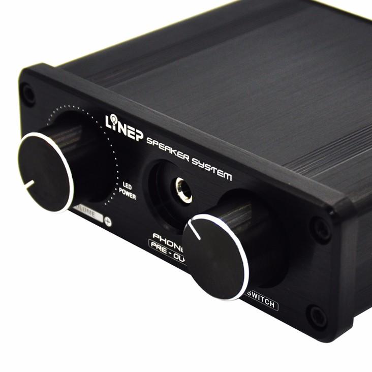 2016 Brand New A926  4-In 2-Out  Mini Audio Switcher Hifi Digital Audio Headphone Amplifier Sound Processor Preamp MP3 Switcher 10