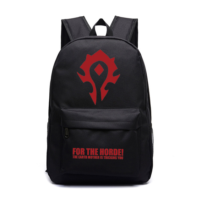 World Of Warcraft Backpack
