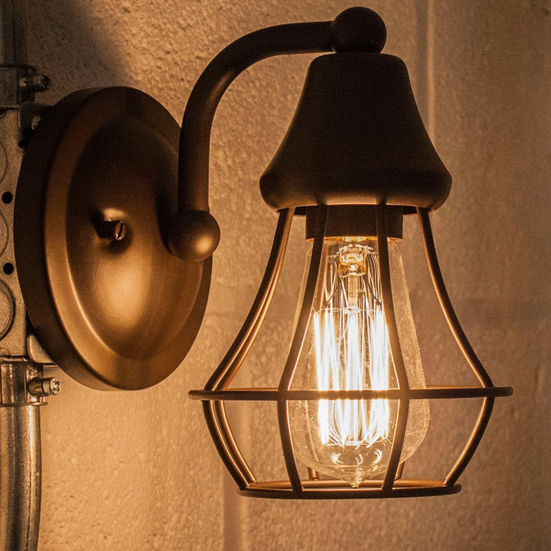 Edison Bulb Ampoule Vintage Lights 40W E27 220V Christmas Decoration for Home Retro Incandescent Lamparas Filament Glass