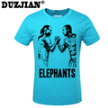 DUZJIAN Summer World Cup Yaya Toure men's T-shirt man t shirt summer 2016 child bodybuilding t-shirt survetement footbal