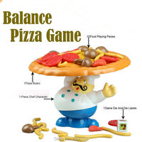 Pile Up Game Incline Interactive Balance Board Game Pizza Kids Children Great Novelty Family Fun Educational