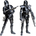 Star Wars Rogue One Black Series Figure Imperial Death Trooper Action Figure Model Stormtrooper Toys for Children Gift 6''