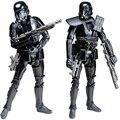 Star Wars Rogue Uno Negro Serie Figura de la Muerte Imperial Trooper Stormtrooper Juguetes para Niños de Regalo 6 ''Figura de Acción de Modelo