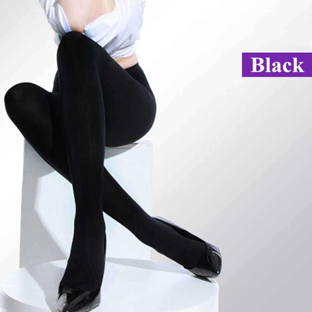 14208bba6c0 Detail Feedback Questions about Women 240D Thick Warm Tights Girl s Warm  Pantyhose Tights in Solid Sexy Super Soft Slim Stretch Pants Tights for  Autumn ...