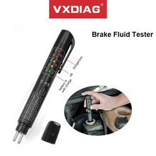 Universal car accessories Brake Fluid Tester diagnostic tools Accurate Oil Quality 5 Leds Auto Vehicle brake fluid testing tool