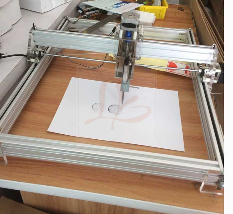 Diy Plotter Suite Dps 01 Laser Engraving Machine Convert To 3 Axis Cnc Model Diy Z Axis Slide Platform Suite With Pen Clamp In Tool Parts From Tools On