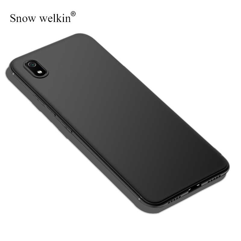 Lovely Cute Phone Case For Xiaomi Redmi 7A Matte TPU Case For Redmi 7A Redmi7A Colorful Ultra Thin Soft Silicone Back Cover