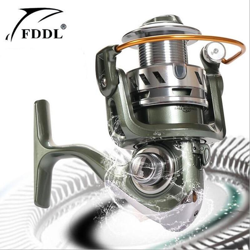 FDDL Metal 12 + 1 osa bez vůlí Ložiska rybářského navijáku - Rybaření