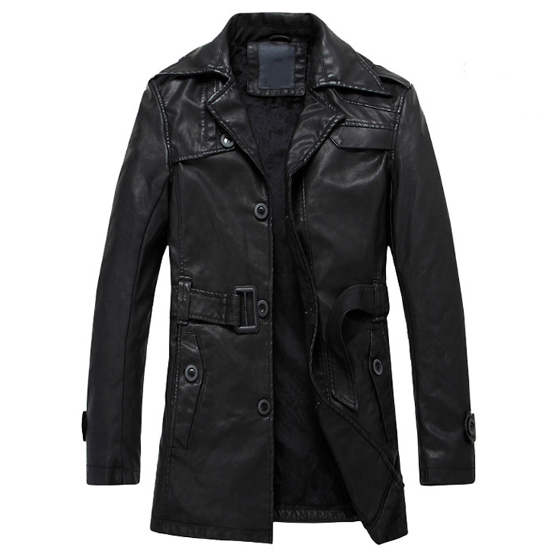 Men Leather Jackets Cheap E35PF1