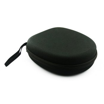 Portable Headphone bag Cover for Sony MDR-ZX100 ZX110 ZX300 ZX310 ZX600 Headphone (Black)