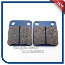 Задние тормозные колодки стальные для 50 куб. См, 70 куб. См, 90 куб. См, 110 куб. См, 125 куб. См, 140 куб. См, 150 куб. См, 160 куб. См