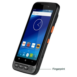 """Image 4 - مقفلة kcosat V720 IP67 وعرة مقاوم للماء الهاتف قارئ بصمات الايدي ثماني النواة 5.0 """"أندرويد 7.0 الهاتف الذكي لتحديد المواقع 4G Lte 2D الماسح الضوئي"""