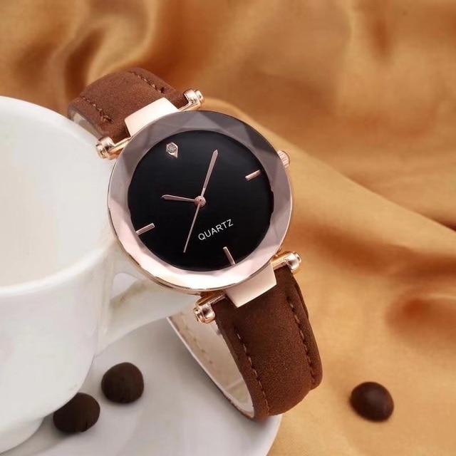 clever Fashion luxury geneva Strap Women Rhinestone Wrist bracelet Watches Casual for ice Women Watches Solid Relogio Feminino