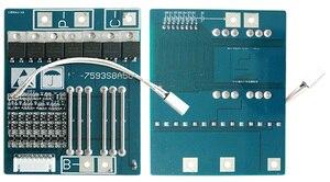 Image 3 - 8 s 50a 33.6ボルトリポリチウムポリマーbms/pcm/pcbバッテリー保護回路基板用8 packs 18650リチウムイオン電池セルw/temp