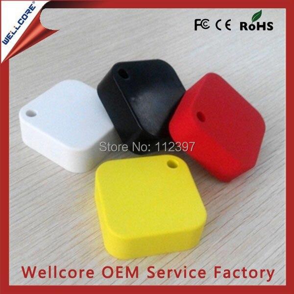 Freeship 10pcs/lot Wellcore ibeacons W903N ibeacon with CC2640/ NRF51822 chip Bluetooth iBeacon or beacon eddystone