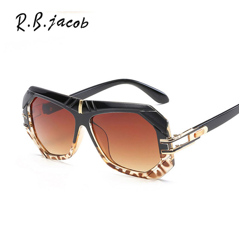 2017 New Style Square Leopard Sunglasses Women Fashion Trend Vintage Design Top Quality Female Gafas Cool UV400 Oculos Glasses