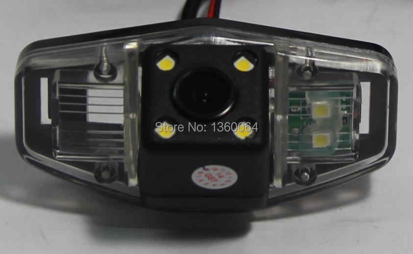 Автомобильная камера заднего вида CCD камера заднего вида для HONDA Accord камера заднего вида ночного видения Водонепроницаемая