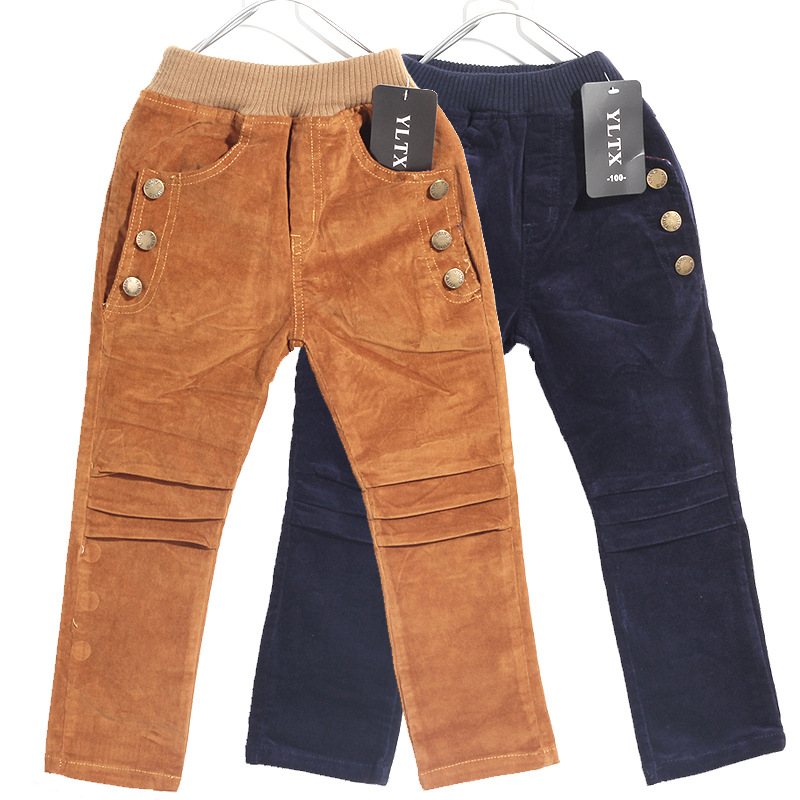 corduroy pants boys - Pi Pants