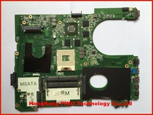 DA0R09MB6H1 REV H CN-0MPT5M MPT5M For Dell inspiron 17R 7720 laptop motherboard Nvidia GeForce GT650M HD4000 Tested
