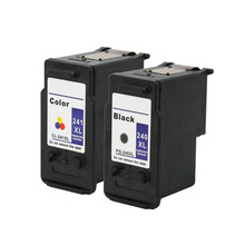 Re-manfactured For CANON PG-240 CL-241 Black/Colour Ink Cartridge For Canon PIXMA MG2220 MG3122 MG3220 MX392 MX432 MX452 MX512  1set pg540 pg 540 pg540xl refurbished ink cartridge pg 540xl cl 541xl for canon mx372 mx432 mx512 mg2120 mg3120 3220 mg4120 4220