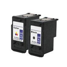 цены на Re-manfactured For CANON PG-240 CL-241 Black/Colour Ink Cartridge For Canon PIXMA MG2220 MG3122 MG3220 MX392 MX432 MX452 MX512   в интернет-магазинах