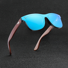Oval Womens Sunglasses 2019 Bamboo Glasses With Wood Sun For Men Vintage Mirror Colored Lenses Eyes UV400