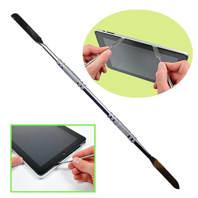 1Pcs Metal DIY Pen Screwdriver Mobile Phone Opening Pry Repair Tools For Phone Cellphone Laptop Teblet