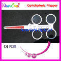 free shipping E04-2509 plastic confirmation flipper ophthalmic flipper confirmation test
