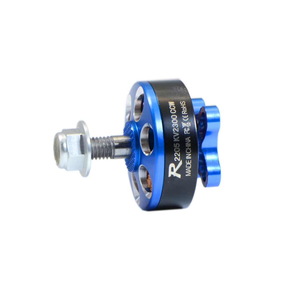 4pcs Sunnysky R2205 2205 Brushless Motor 2300KV/2500KV For RC MultiRotor FPV Racing Drone 2CW+2CCW - 2