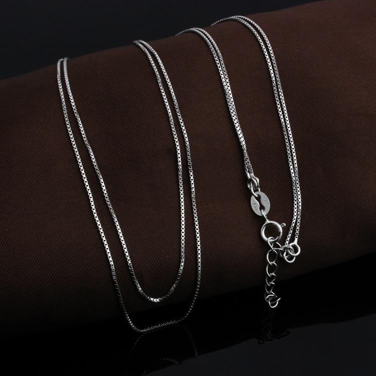 YWM 925 ստերլինգ արծաթե տուփի ցանցի - Նուրբ զարդեր - Լուսանկար 2