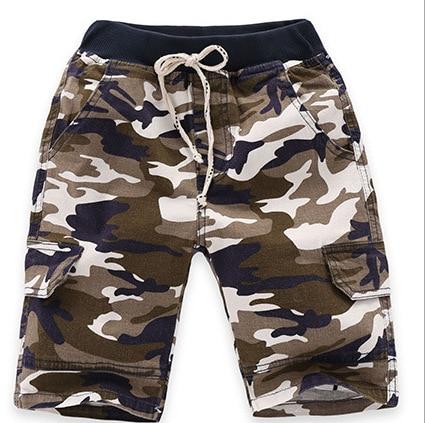 Summer font b Baby b font Boys Shorts Pants 2018 Cotton Elastic Waist Cartoon Boys Short