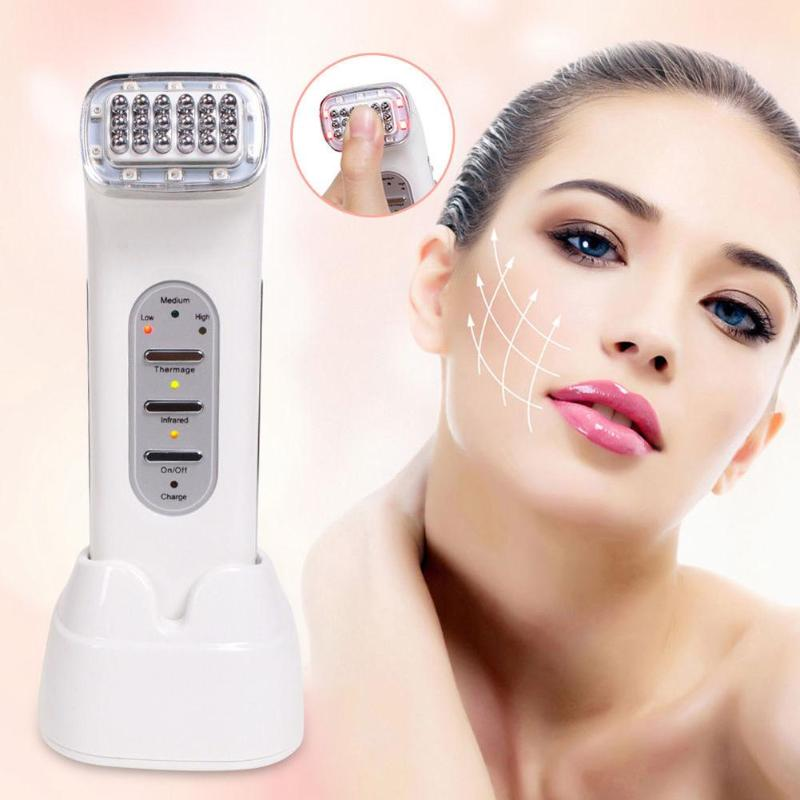 Peau de levage de visage serrant la Machine de Massage faciale de station thermalePeau de levage de visage serrant la Machine de Massage faciale de station thermale