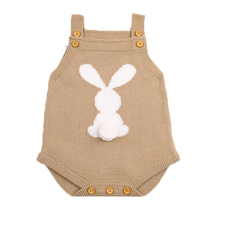 Baby Boy Clothes Spring Baby Rompers Warm Baby Girl Clothes Sleeveless Newborn Baby Clothes Cotton Infant Jumpsuits Roupas Bebe baby clothes spring autumn hooded pikachu overalls infant romper jumpsuits newborn baby boy girl clothes