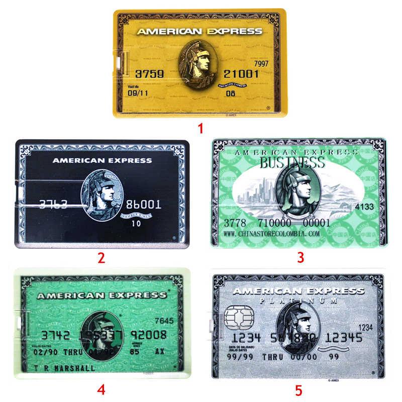 クレジットカードアメリカ Usb フラッシュドライブペンドライブ 4 ギガバイト 32 グラム 8 ギガバイト 16 ギガバイト usb 銀行カードメモリスティック u ディスク