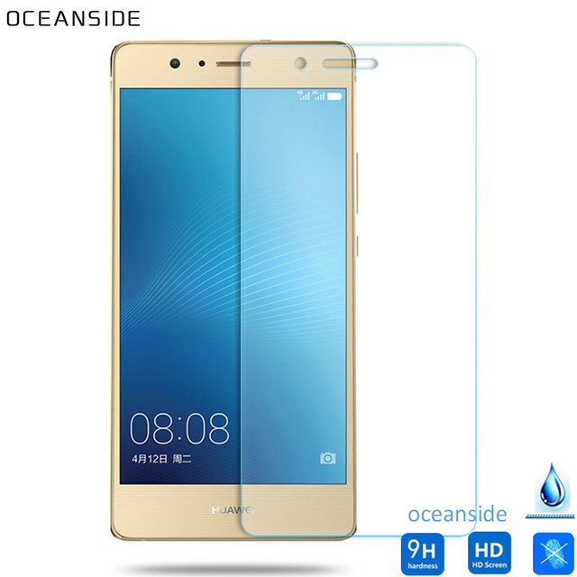 huawei vns l23. for huawei p9 lite g9 tempered glass screen protector cover 2.5 9h safety protective film on vns l23 u