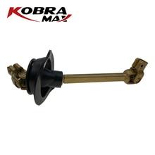 Kobramax カーアクセサリーステアリングホイール接続シャフトユニバーサルドライブジョイント 6001546465 Dacia