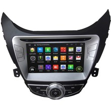 Quad Core Android5 1 1 Car Dvd Player For Elantra Avante I35 2011 2012 2013 With