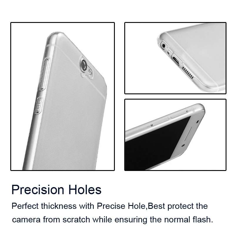 Прозрачный Мягкая обложка для htc один 10 evo Lifestyle E8 E9 S9 X10 X9 A9 M8 M9 плюс M8s мне SU мини M7 U Ultra бледный ТПУ чехол