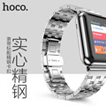 Hoco Watch Band Stainless Steel Watchband For Hoco Apple Watch Link Bracelet 42mm 38mm With 316L Stainless Steel Metal