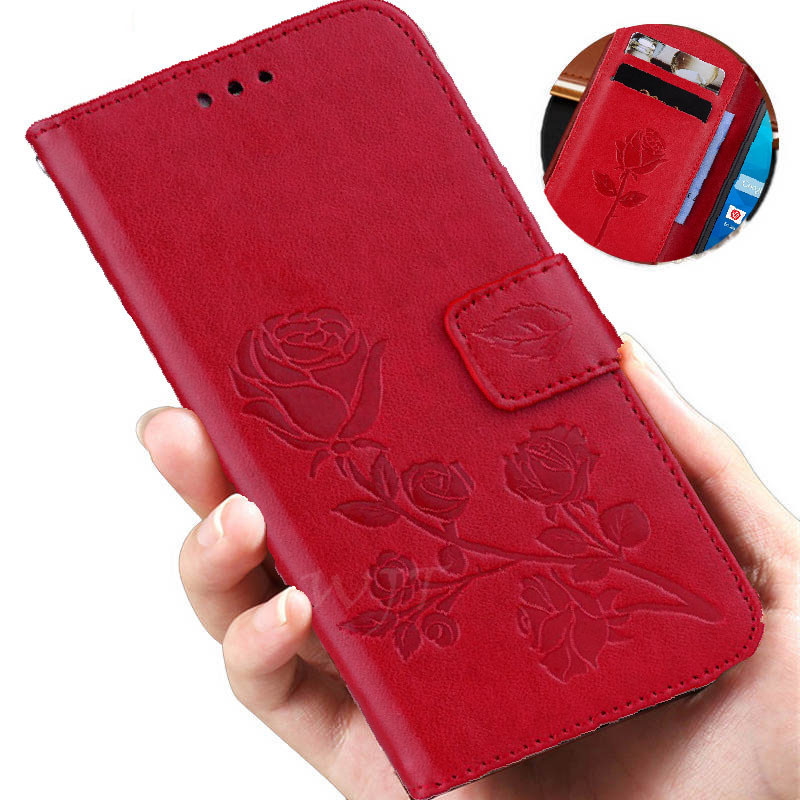 3d Bloem Case Voor Huawei Honor 7c 7a 6a 8x9 Lite Cover Op P Smart Plus Mate 20 Y9 2019 Y7 Y6 Y5 Prime 2018 Y3 Lyo-l01 Aum-l41