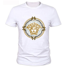 New Famous Brand T Shirt High Quality T shirts Men Plus Size Clothing tshirt homme