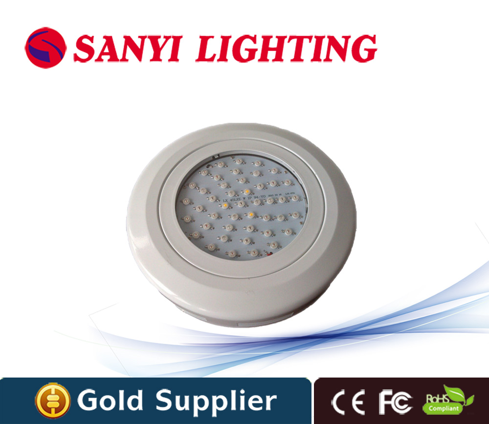 45watt led grow light agricultural plant lamp 12 spectrum for indoor greenhouse growing system