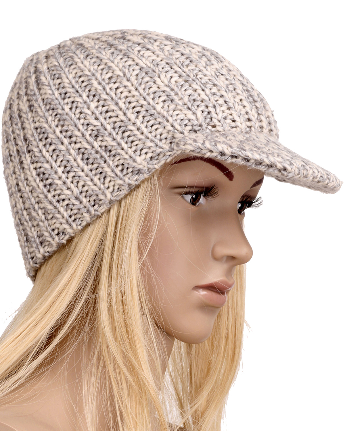 Beanies Winter Hats For Women Knitted Warm Cap Beanie Hat Autu Soft Knit  Caps Trendy Crochet Slouchy Chic Visors Cap d246bbb7d77b