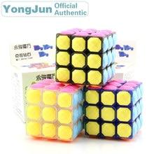 YongJun Diamond Symbol 3x3x3 Magic Cube YJ 3x3 Professional Neo Speed Puzzle Antistress Fidget Educational Toys For Children yongjun diamond symbol 3x3x3 magic cube yj 3x3 professional neo speed puzzle antistress fidget educational toys for children