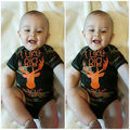 2016 Verão Criança Bebê Menino Roupas Camo Jumsuit Bodysuit Conjunto Roupas One-pieces 6-18 M Atacado
