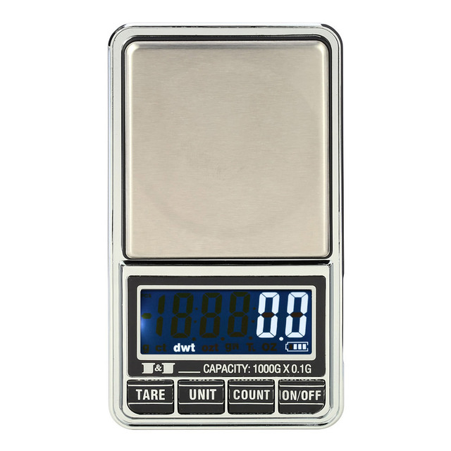 853e7966a1a6 Mini balance Pocket balanza Digital Scale Jewelry Electronic Scales  Precision joyeria Balance 1000g*0.1g pesas bascula digital