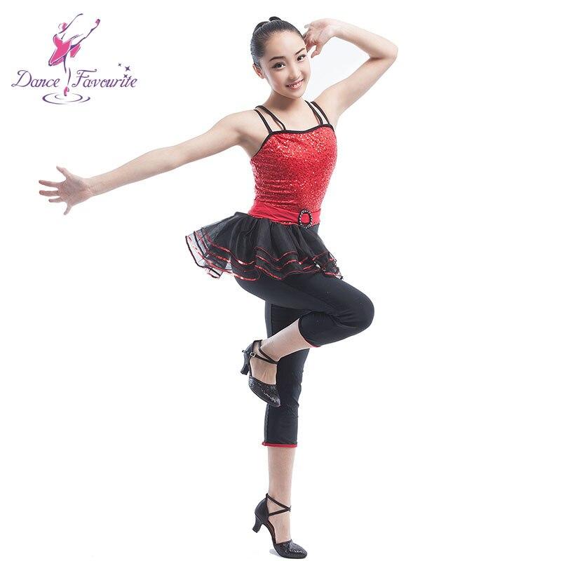 Nouveauté vêtement de danse pour adulte/enfant Jazz/Hip Hop/danse du robinet
